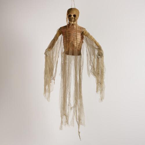 Hanging Mummy Skeleton