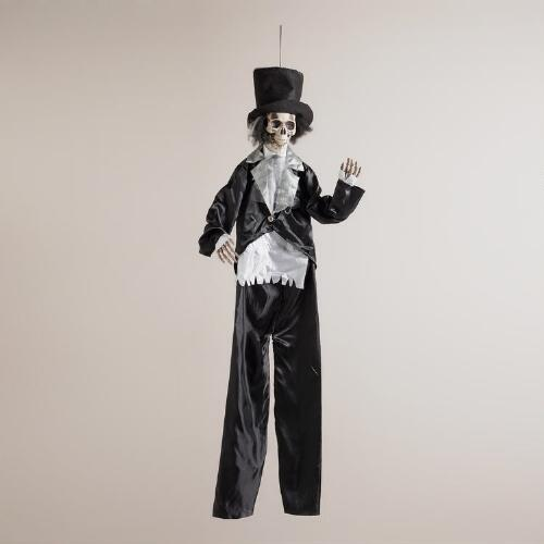 Victorian Gentleman Skeleton
