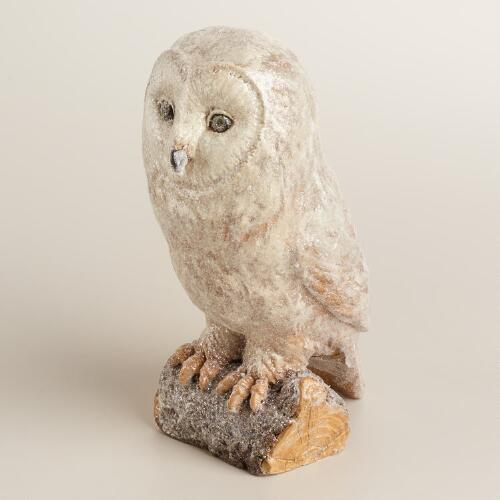 Barn Owl Decor