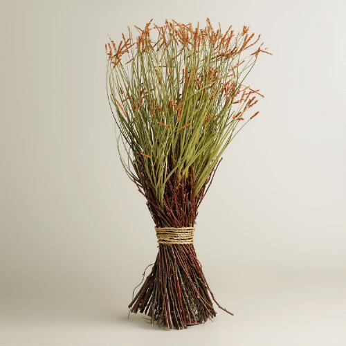 Autumn Grass Stack