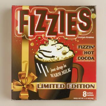 Fizzies Hot Cocoa, Set of 6