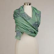 Beryl Green Prayer Shawl