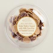 Lady Walton's Milk Chocolate Coconut Wafers