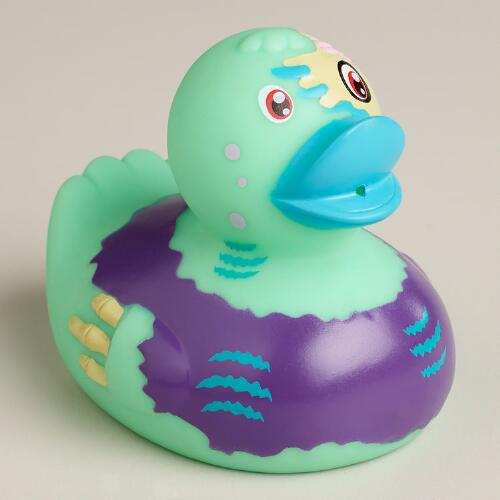 Zombie Rubber Duck