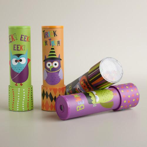 Halloween Kaleidoscopes, Set of 4