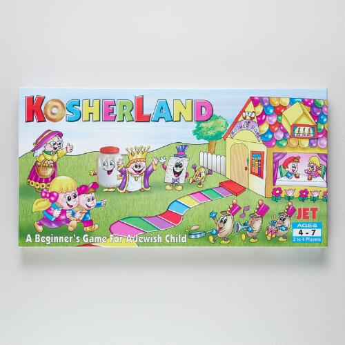 Kosherland  Game