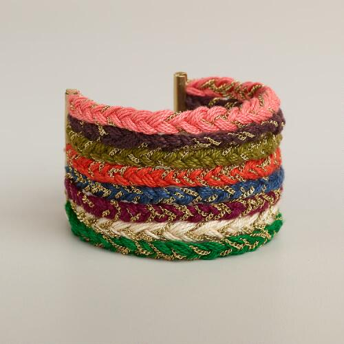 Multi-Braid Bracelet
