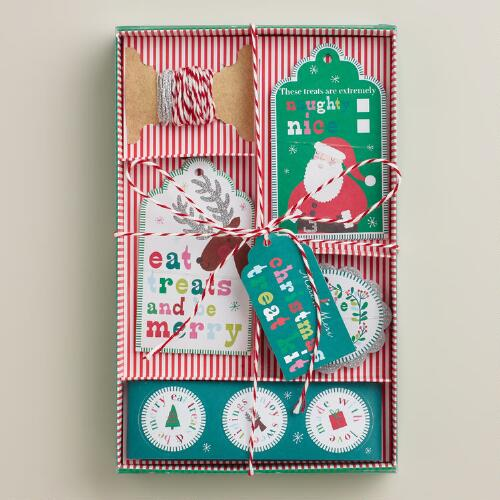 Eat Treats and Be Merry Baking Kit