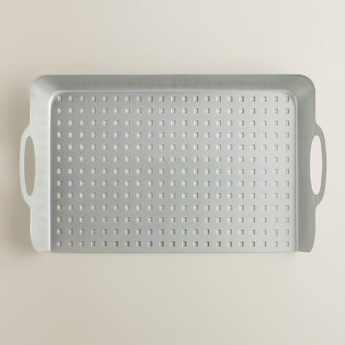 Nonstick Hybrid Grill Grid