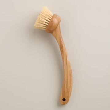 Eco Clean Tampico Dish Brush