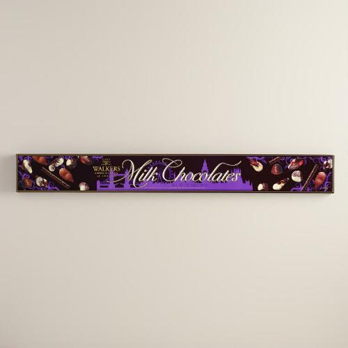 Walkers Milk Chocolate Candy Collection Yard Box