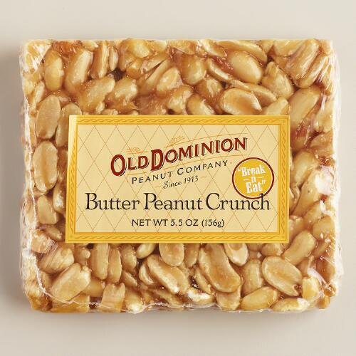 Old Dominion Butter Peanut Crunch Candies
