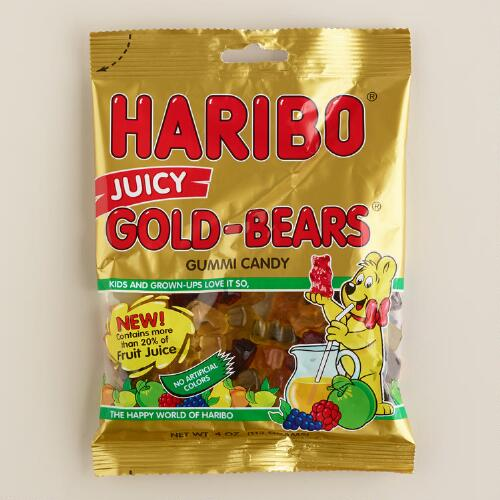 Haribo Juicy Gold Bears