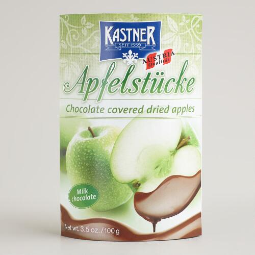 Kastner Milk Chocolate Apple Pieces