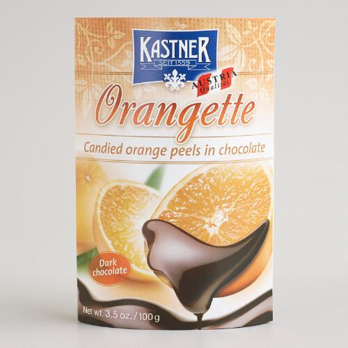Kastner Dark Chocolate Orange Pieces
