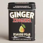 Zingers Ginger Pear Tin