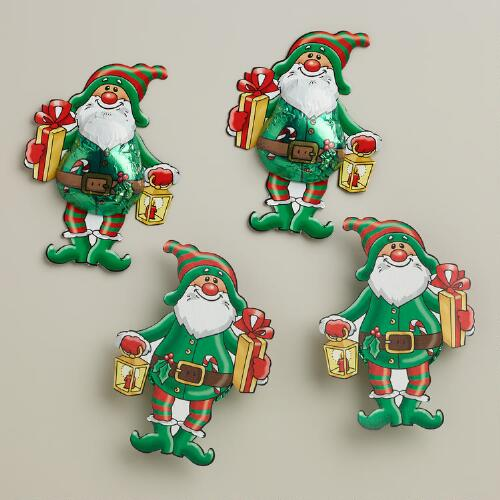 Storz Chocolate Elves, Set of 6