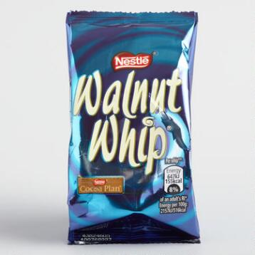 Nestle Walnut Whip, Set of 6