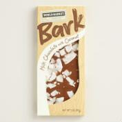 World Market® Milk Chocolate and Coconut Bark Bar