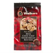 Walkers Mini Chocolate Chip Shortbread Rounds