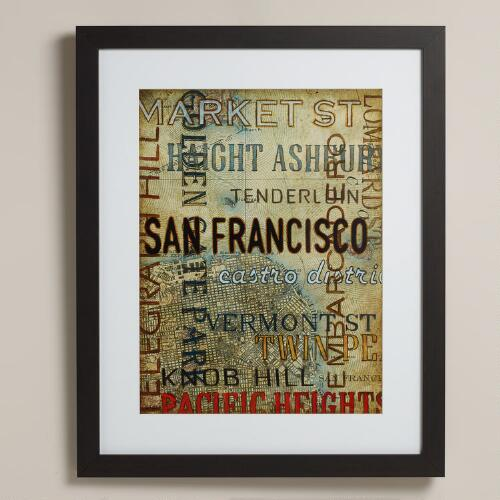 """San Francisco"" by St. John"