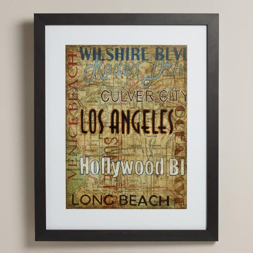 """Los Angeles"" by St. John"