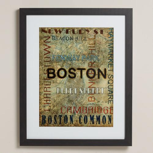 """Boston"" by St. John"