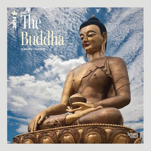 The Buddha 18-Month Wall Calendar