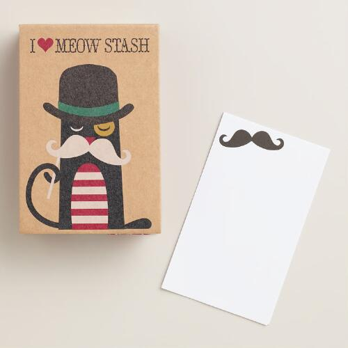 Handy Stache Notes