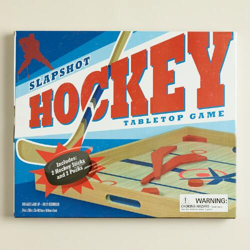 Slap Shot Hockey Game