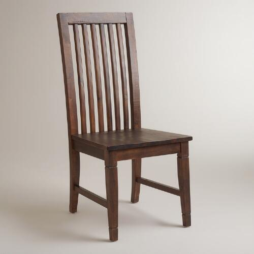 Bishop Dining Chairs, Set of 2