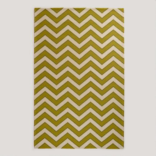Chevron Indoor-Outdoor Rug