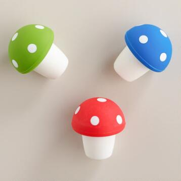 Toadstool Wine Bottle Stoppers