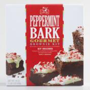 Peppermint Bark Brownie Kit, Set of 2