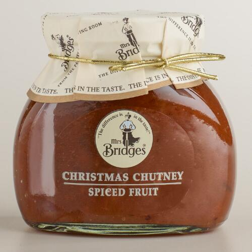 Mrs. Bridges Christmas Chutney