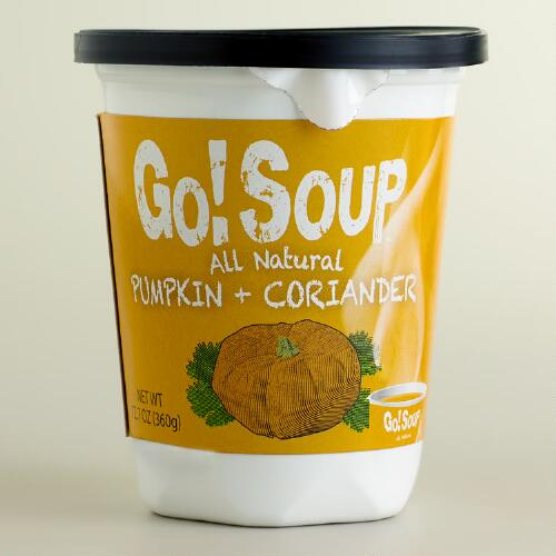 Go! Soup Pumpkin Coriander Ready-to-Eat Soup