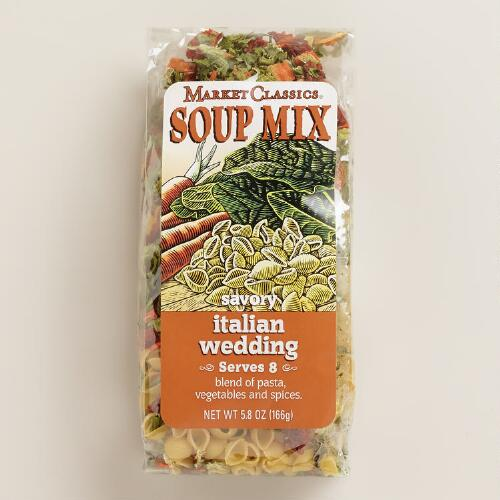 Market Classics® Italian Wedding Soup Mix, Set of 2