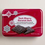 Cherry Caramel Bark Tin