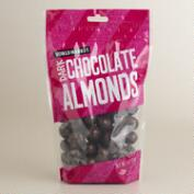 World Market® Dark Chocolate Almonds