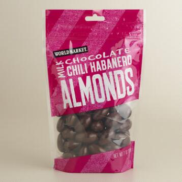 World Market® Milk Choco Habañero Almond Set of 3