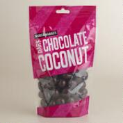 World Market® Dark Chocolate Coconut, Set of 3