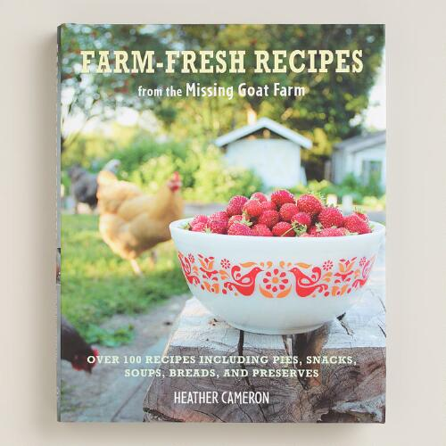 """Farm Fresh Recipes"" Cookbook"