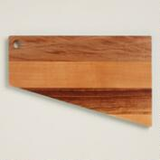 Large Bright Edge Cutting Board
