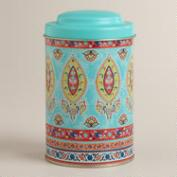 Maria Pais Tea Tin, Set of 4