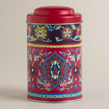 Istanbul Tea Tin, Set of 4