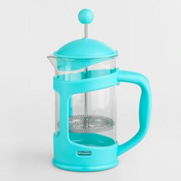 Aqua 3-Cup French Press