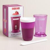 Purple Zoku Slush and Shake Maker