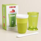 Green Zoku Slush and Shake Maker
