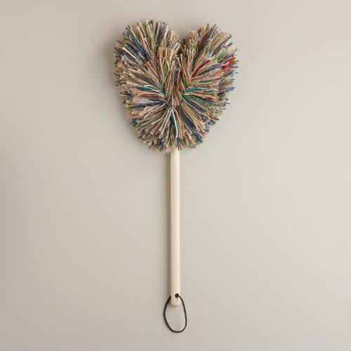 Fuller Brush Wooly Bully Angled Duster