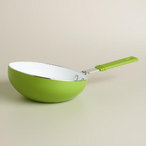 Green Mini Flip Frying Pan